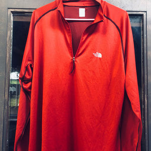 The North Face Flight Series Red Sweatshirt